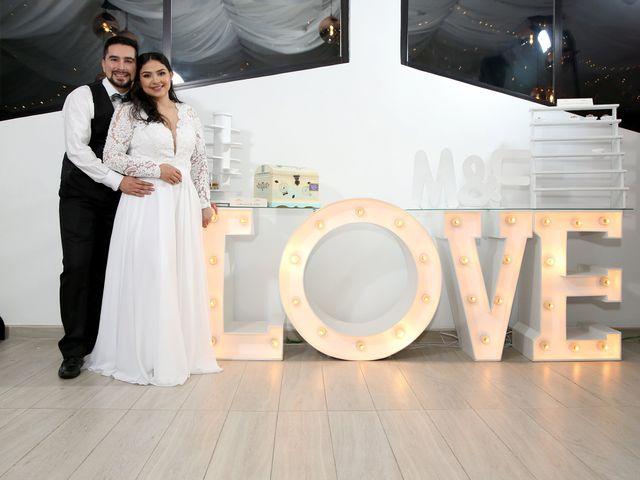 El matrimonio de Fredy y María José en Bogotá, Bogotá DC 24
