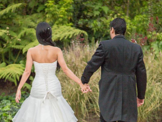 El matrimonio de Luis Fernando y Sandra en Bogotá, Bogotá DC 13