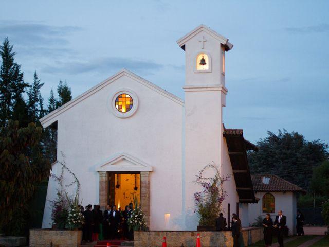 El matrimonio de Luis Fernando y Sandra en Bogotá, Bogotá DC 19