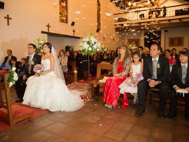 El matrimonio de Luis Fernando y Sandra en Bogotá, Bogotá DC 23