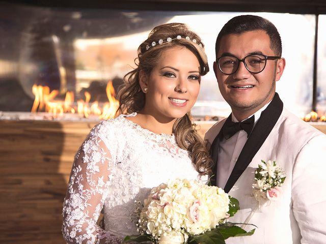 El matrimonio de Jessy y Juan