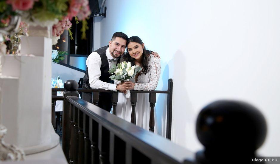 El matrimonio de Fredy y María José en Bogotá, Bogotá DC