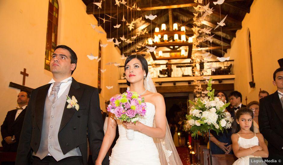 El matrimonio de Luis Fernando y Sandra en Bogotá, Bogotá DC