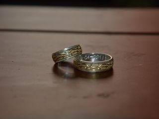El matrimonio de Stephanie  y Luis Miguel 2