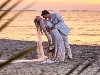 El matrimonio de Andrea y Vicente