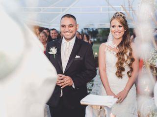 El matrimonio de Tatiana y Cesar