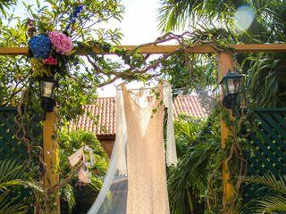 El matrimonio de Andrea y Vicente 1