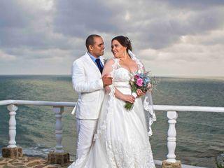 El matrimonio de Lineth y Jonathan 1