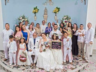 El matrimonio de Lineth y Jonathan 2