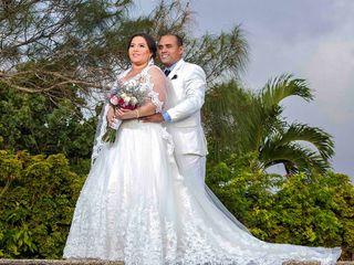 El matrimonio de Lineth y Jonathan 3