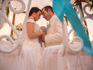 El matrimonio de Natali y Nathan