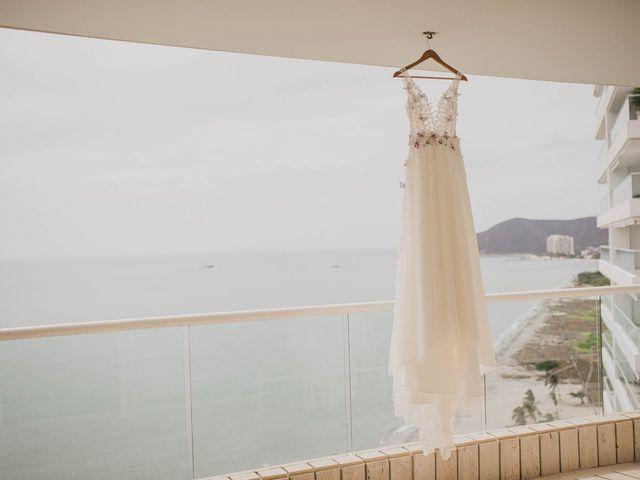 El matrimonio de Brian y Laura en Santa Marta, Magdalena 3