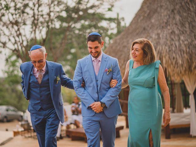 El matrimonio de Brian y Laura en Santa Marta, Magdalena 20