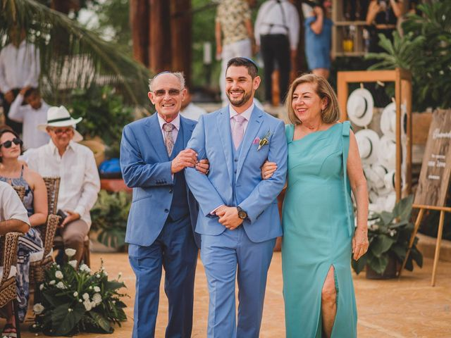 El matrimonio de Brian y Laura en Santa Marta, Magdalena 21