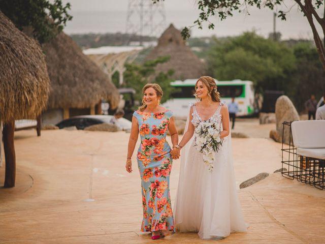 El matrimonio de Brian y Laura en Santa Marta, Magdalena 22