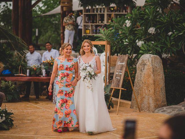 El matrimonio de Brian y Laura en Santa Marta, Magdalena 24