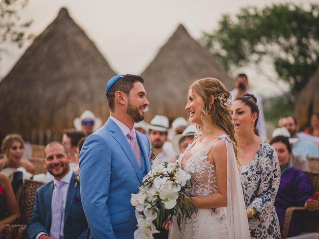 El matrimonio de Brian y Laura en Santa Marta, Magdalena 25