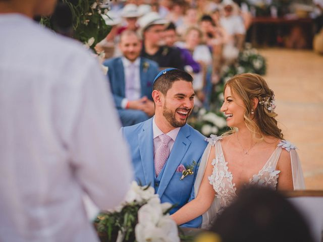 El matrimonio de Brian y Laura en Santa Marta, Magdalena 1