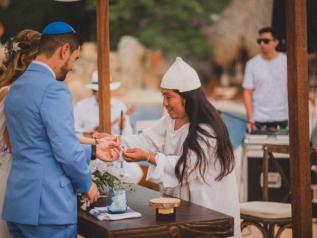 El matrimonio de Brian y Laura en Santa Marta, Magdalena 26