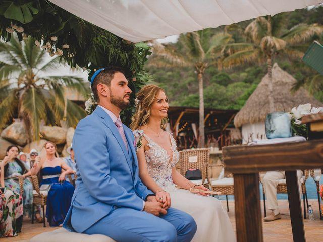 El matrimonio de Brian y Laura en Santa Marta, Magdalena 30