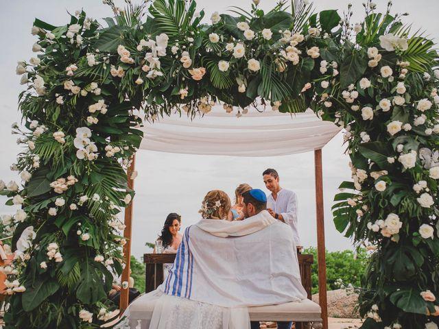 El matrimonio de Brian y Laura en Santa Marta, Magdalena 32