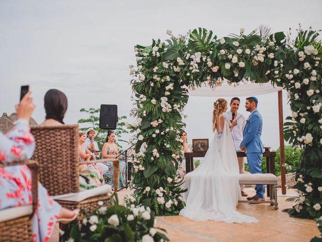 El matrimonio de Brian y Laura en Santa Marta, Magdalena 34
