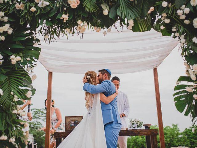 El matrimonio de Laura y Brian