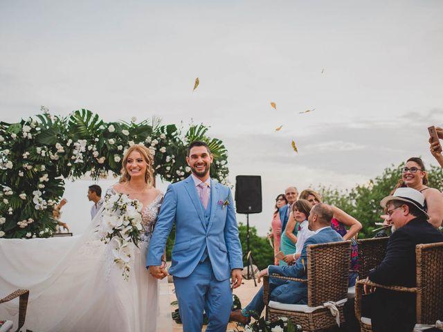 El matrimonio de Brian y Laura en Santa Marta, Magdalena 37