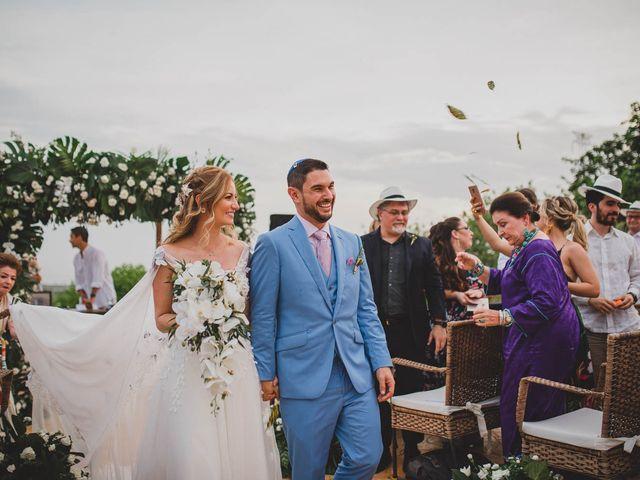 El matrimonio de Brian y Laura en Santa Marta, Magdalena 38