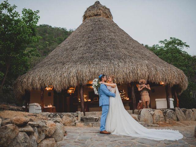 El matrimonio de Brian y Laura en Santa Marta, Magdalena 39