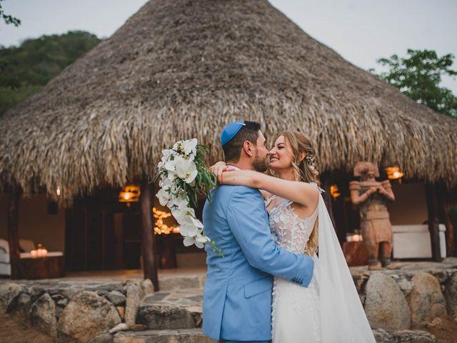 El matrimonio de Brian y Laura en Santa Marta, Magdalena 41