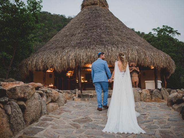 El matrimonio de Brian y Laura en Santa Marta, Magdalena 43