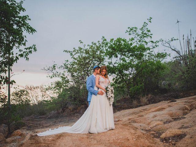El matrimonio de Brian y Laura en Santa Marta, Magdalena 45
