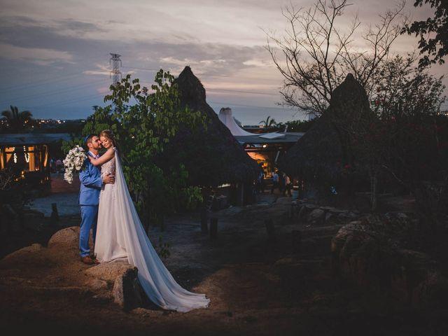 El matrimonio de Brian y Laura en Santa Marta, Magdalena 48