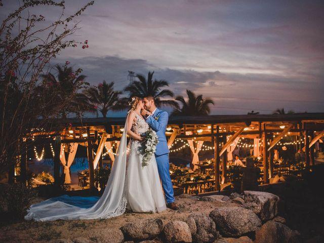 El matrimonio de Brian y Laura en Santa Marta, Magdalena 49