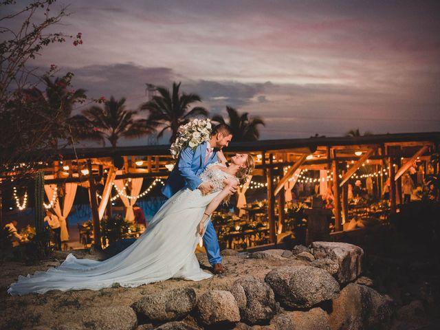 El matrimonio de Brian y Laura en Santa Marta, Magdalena 50