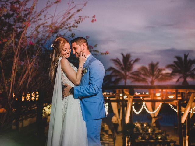 El matrimonio de Brian y Laura en Santa Marta, Magdalena 52