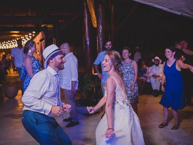 El matrimonio de Brian y Laura en Santa Marta, Magdalena 59
