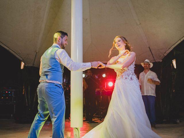 El matrimonio de Brian y Laura en Santa Marta, Magdalena 60