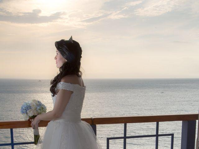 El matrimonio de Nathan y Natali en Santa Marta, Magdalena 14