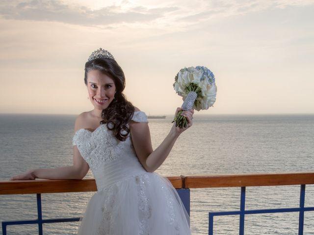 El matrimonio de Nathan y Natali en Santa Marta, Magdalena 15
