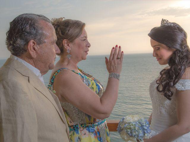 El matrimonio de Nathan y Natali en Santa Marta, Magdalena 16
