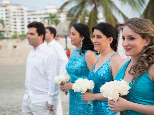 El matrimonio de Nathan y Natali en Santa Marta, Magdalena 17