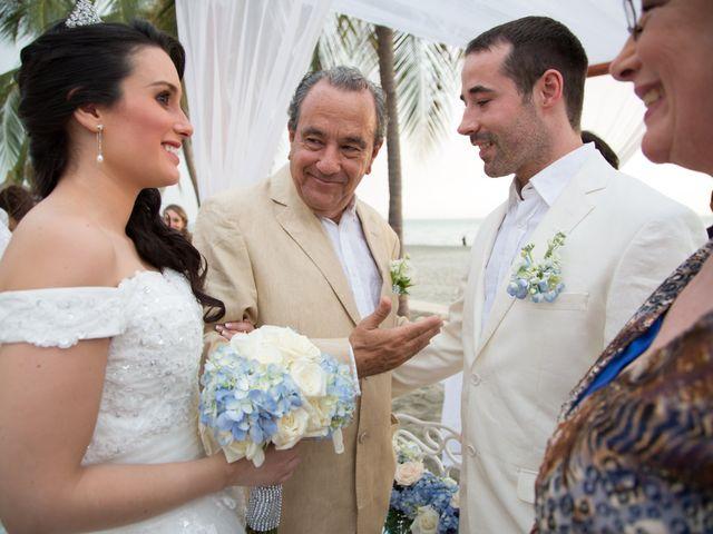 El matrimonio de Nathan y Natali en Santa Marta, Magdalena 18