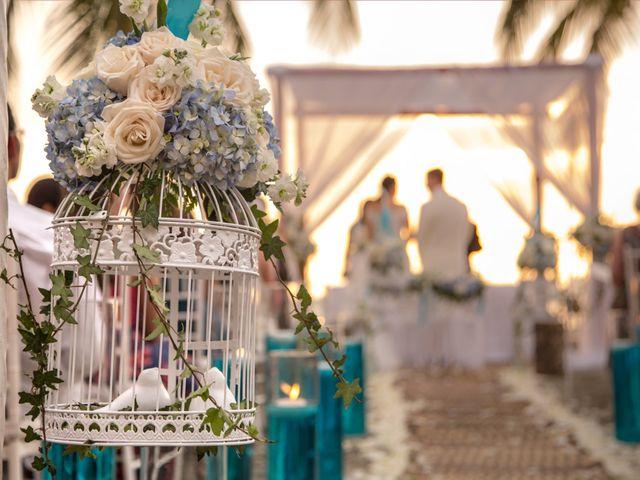 El matrimonio de Nathan y Natali en Santa Marta, Magdalena 20