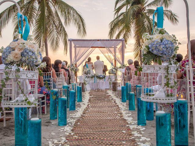 El matrimonio de Nathan y Natali en Santa Marta, Magdalena 21