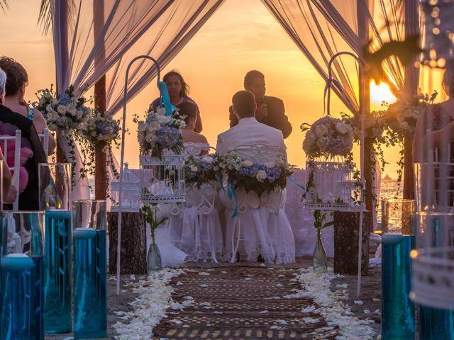 El matrimonio de Nathan y Natali en Santa Marta, Magdalena 22