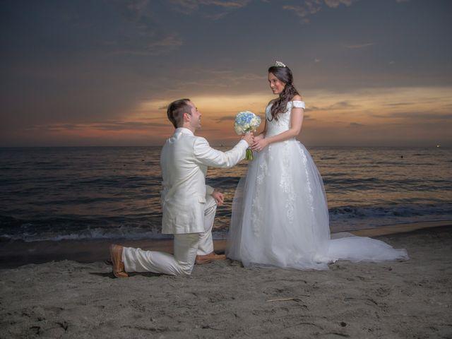 El matrimonio de Nathan y Natali en Santa Marta, Magdalena 26