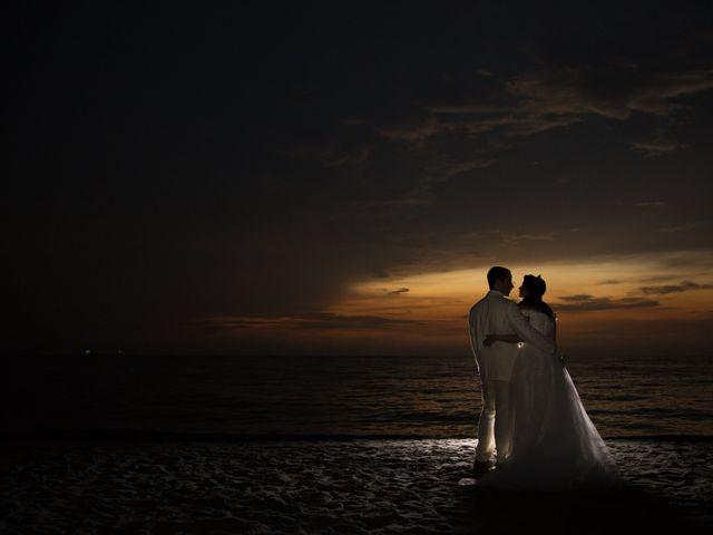 El matrimonio de Nathan y Natali en Santa Marta, Magdalena 28