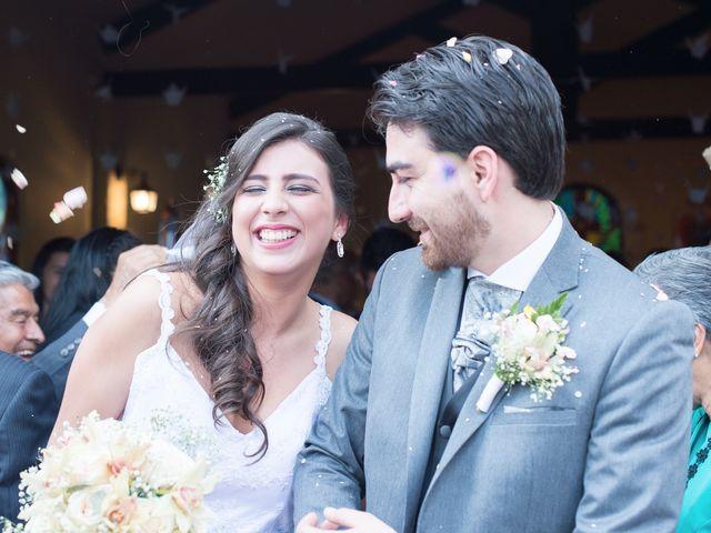El matrimonio de Paula y Camilo